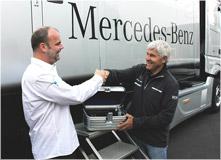 Mercedes AMG DTM Airnergy