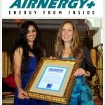 Übergabe des Senses Innovation Award Dubai