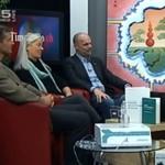 Experten der Spirovitaltherapie im TimeToDo‐TV